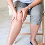 Симптомы накопления кристаллического  кальция в суставах