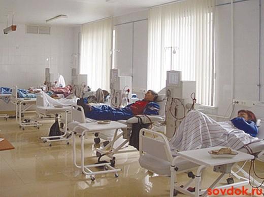 пациенты на гемодиализе