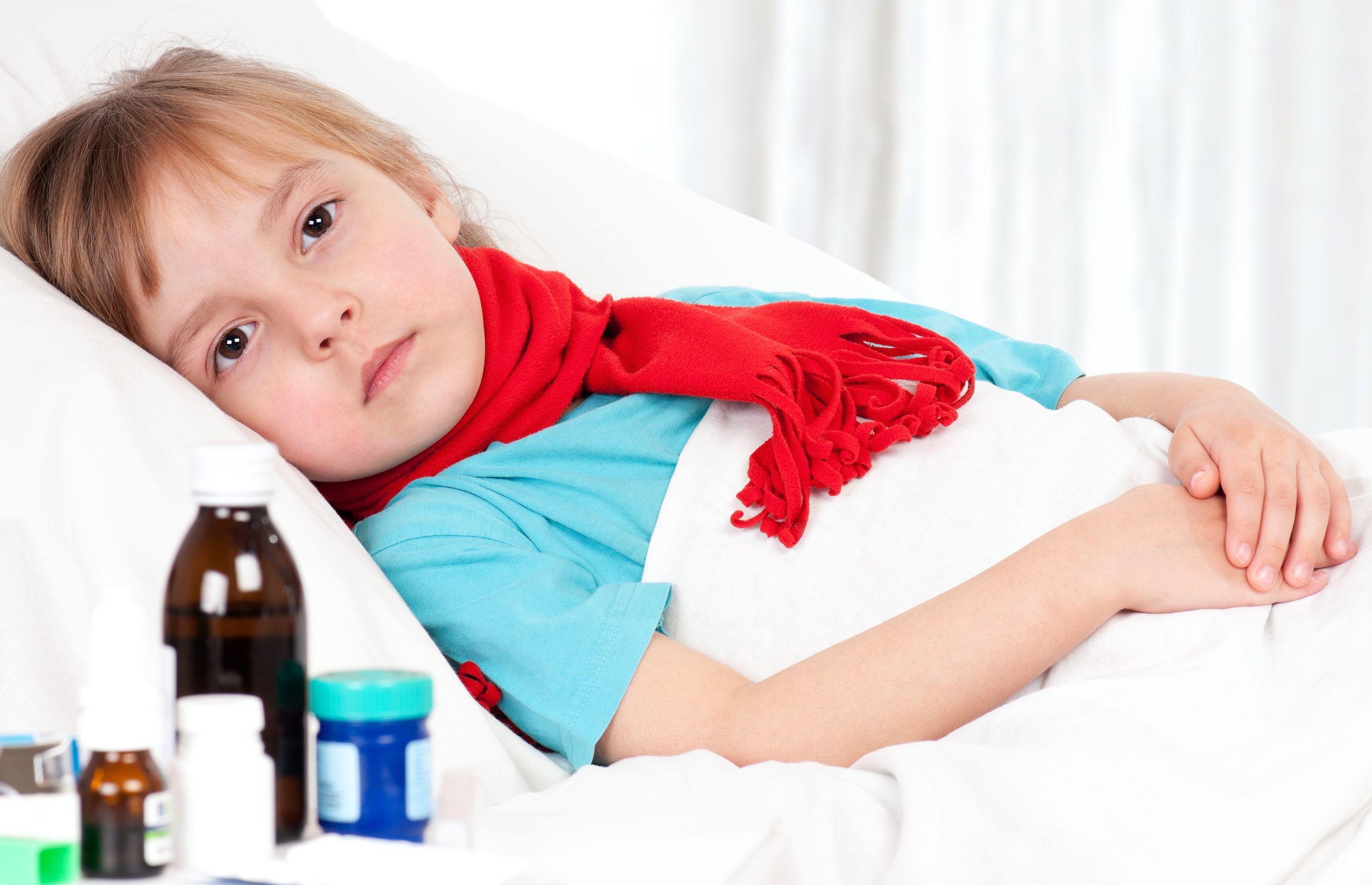 Детские бронхиты и их лечение