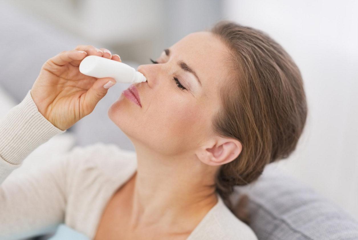 Выбираем капли в нос для лечения гайморита правильно