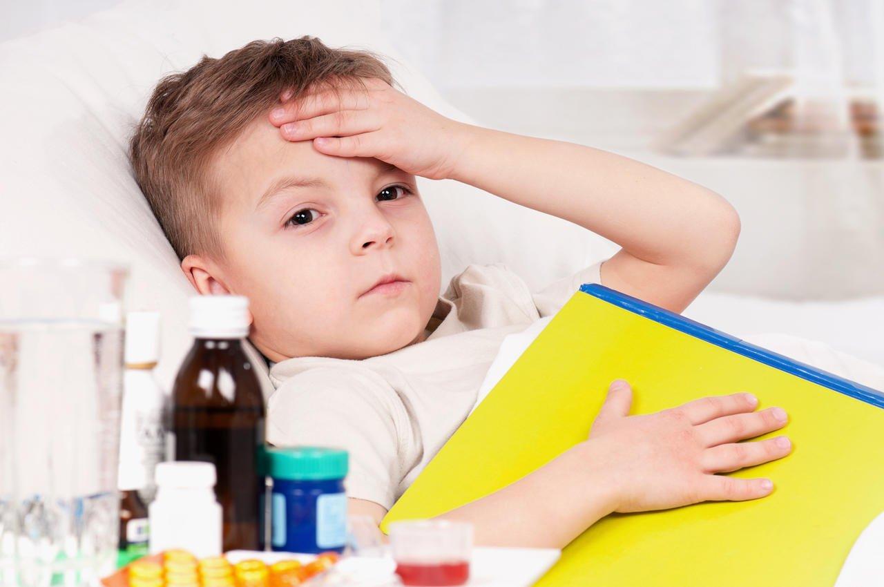 Респираторный  микоплазмоз  в детском  возрасте