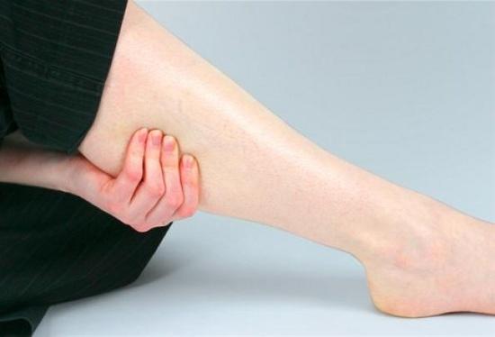 вмятина на мышце ноги что делать термобелье для