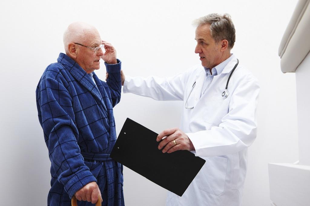 Анемии у пожилых людей