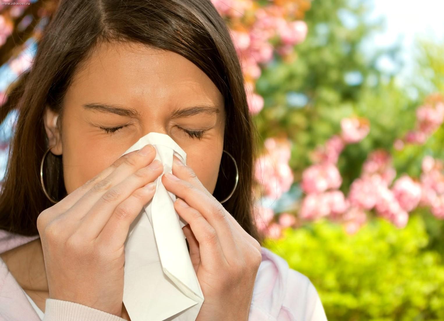 Некоторые аллергические реакции и неотложная помощь при них
