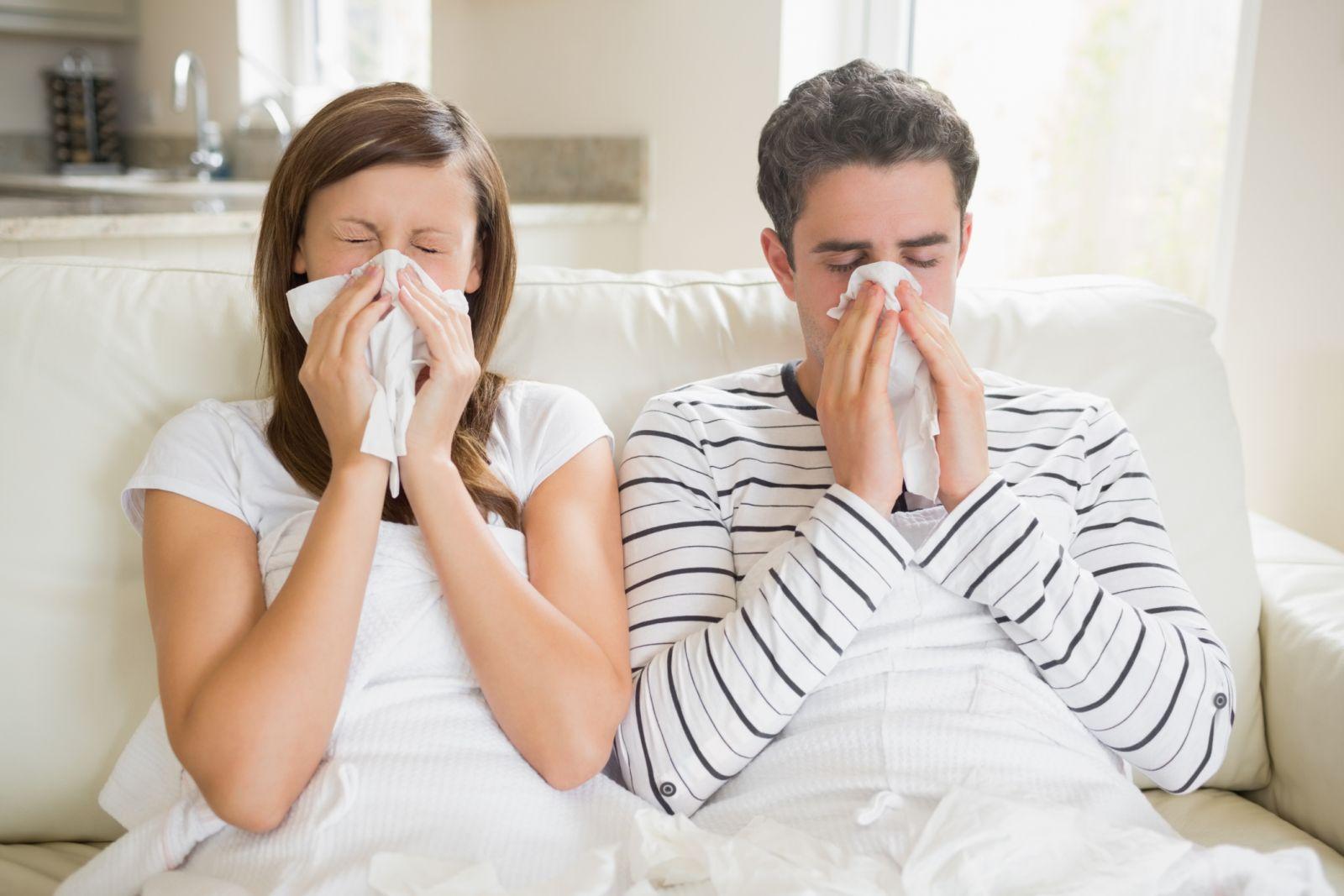 Лечение и профилактика  острых респираторных вирусных инфекций  у пациентов  с аллергией