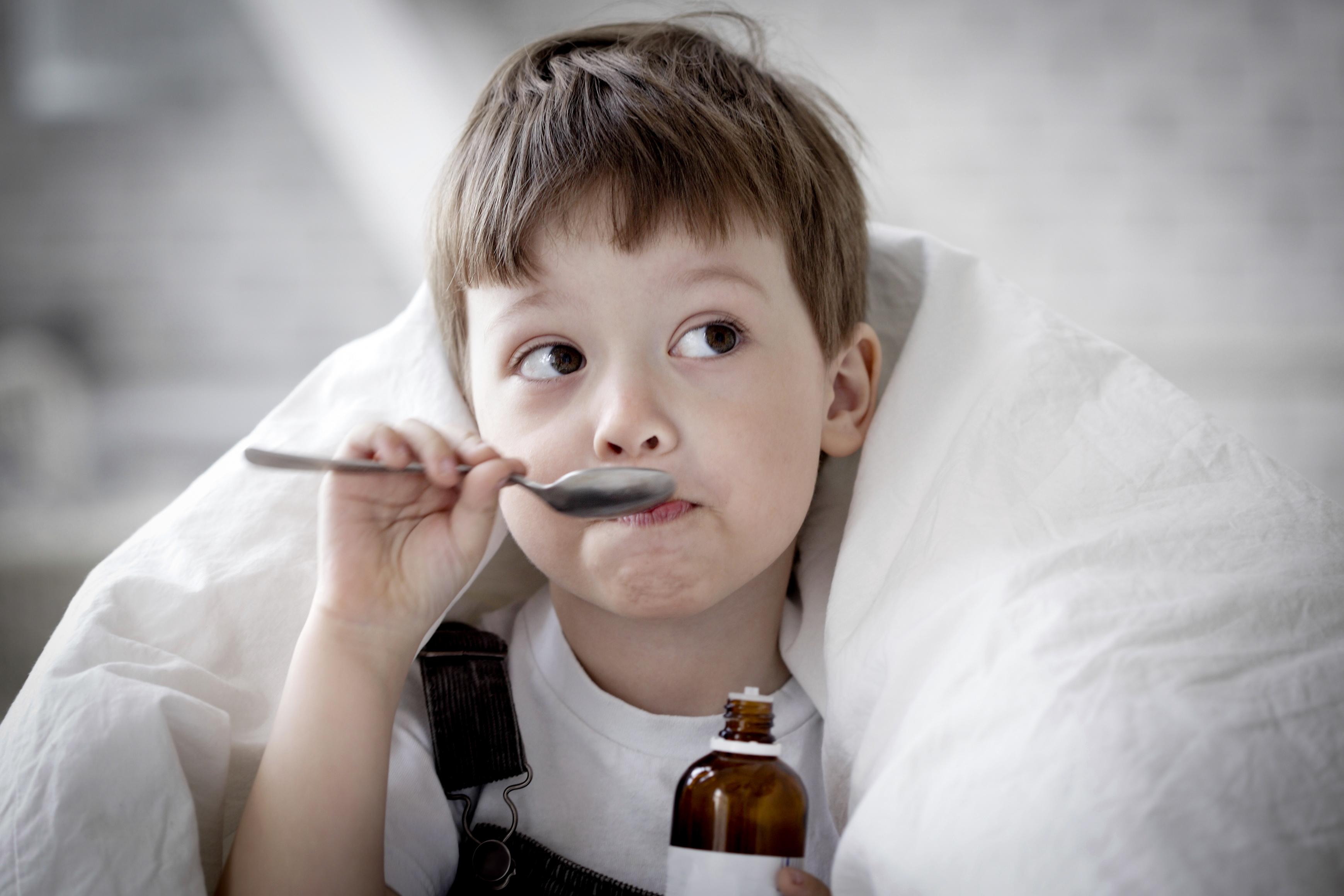 Как выбрать средство от кашля для детей
