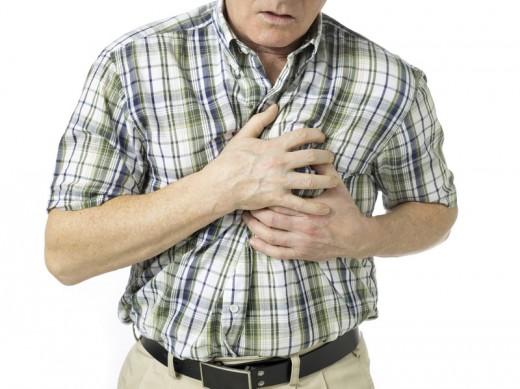 осложнение у пожилых – сердечно-сосудистая недостаточность