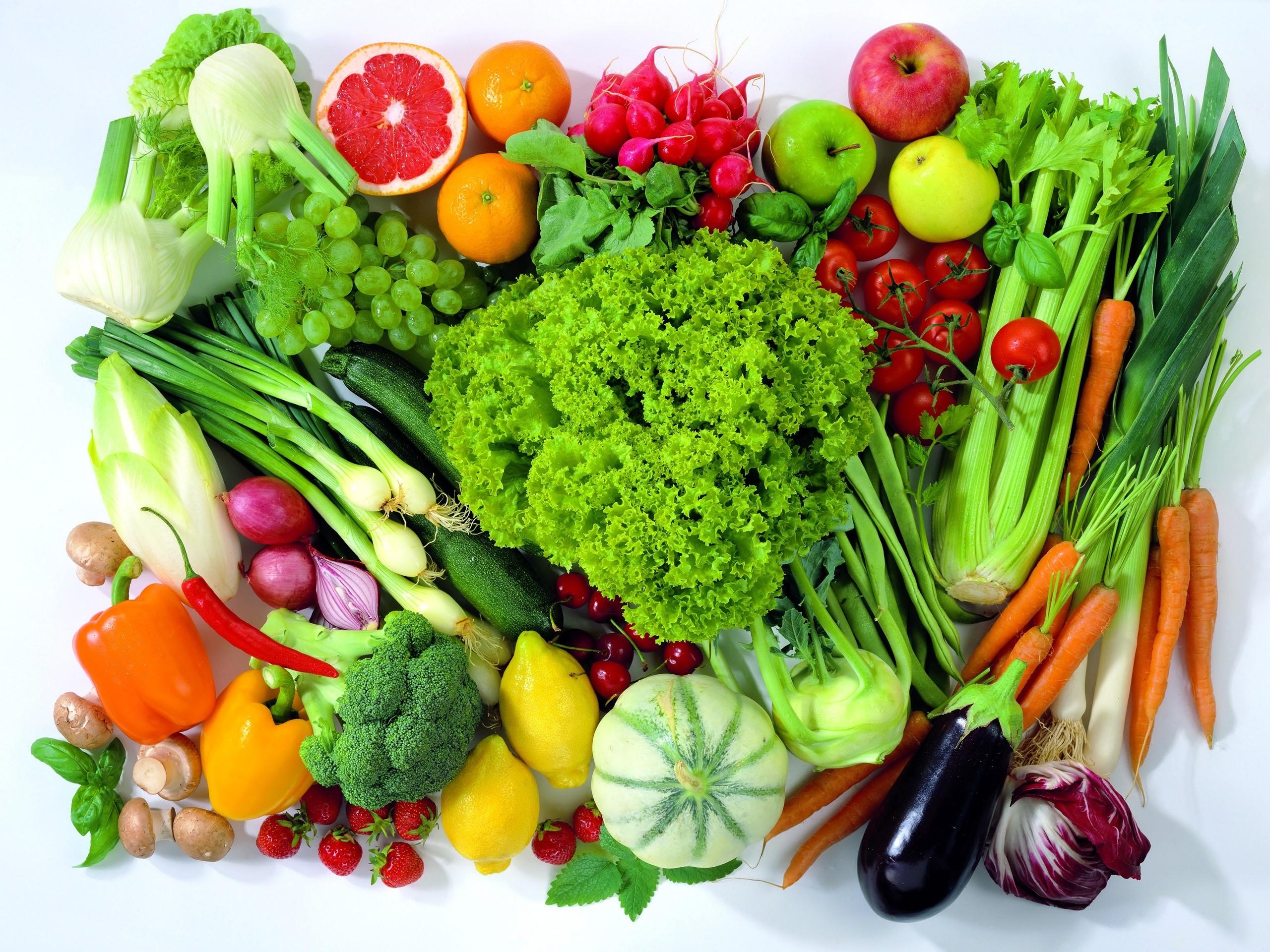 что входит в здоровое питание человека