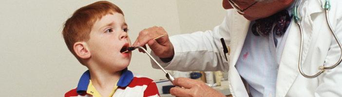 Круп как  проявление  заболеваний  органов  дыхания  у  детей