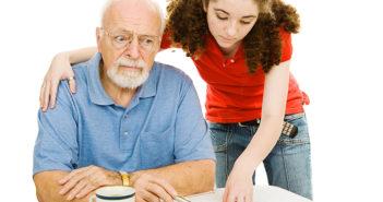 Развитие  слабоумия  при  болезни Альцгеймера