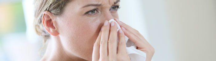 О проблеме аллергического ринита
