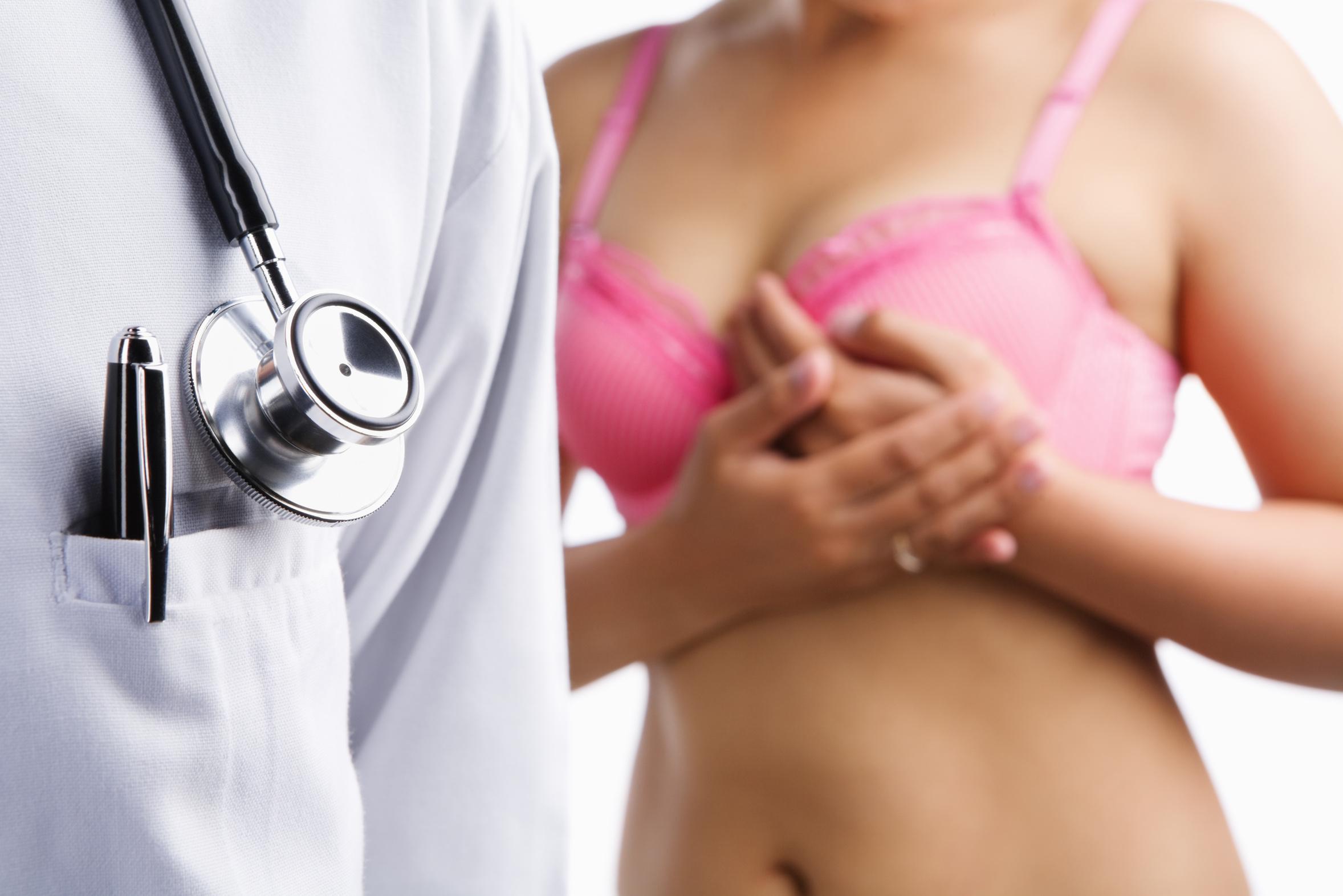 Фитотерапия  как один из компонентов консервативной терапии заболеваний молочных желёз