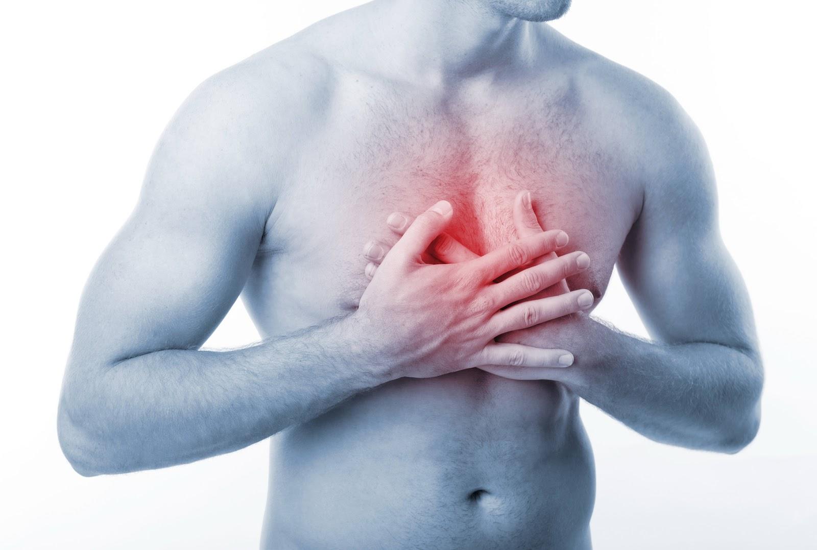 Причины и симптомы сердечного приступа, первая помощь