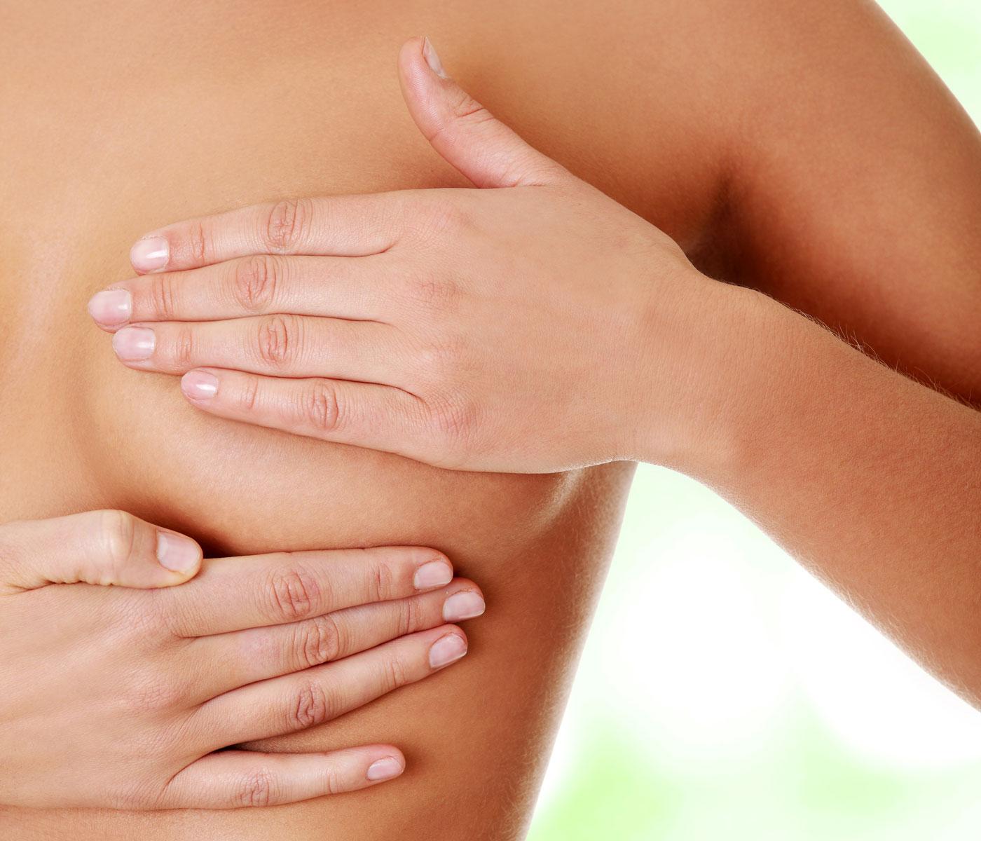 Мастопатия — симптомы и причины