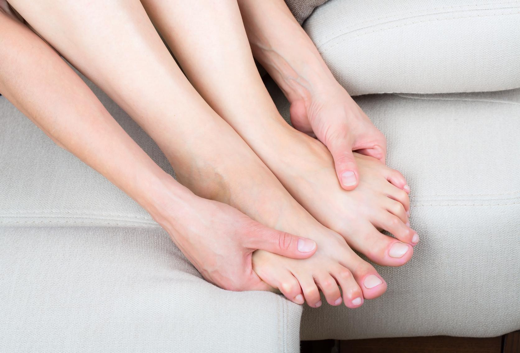 Что делать, если ноги тянет