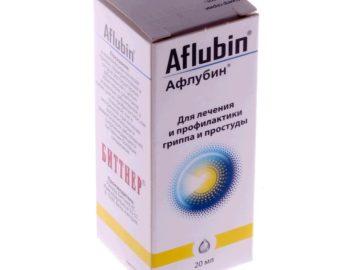 инструкция к применению афлубин - фото 7