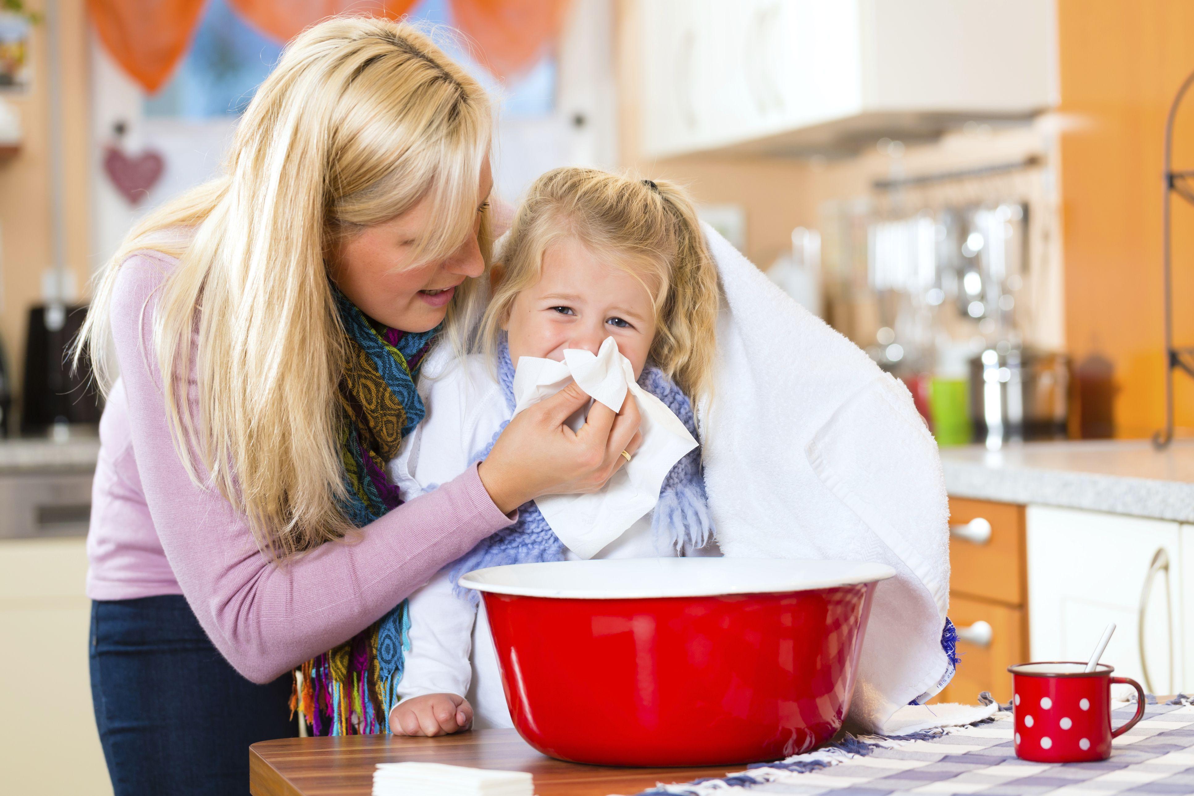Хронический бронхит: лечение народными средствами у детей