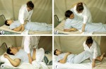 Смена белья у постельного больного
