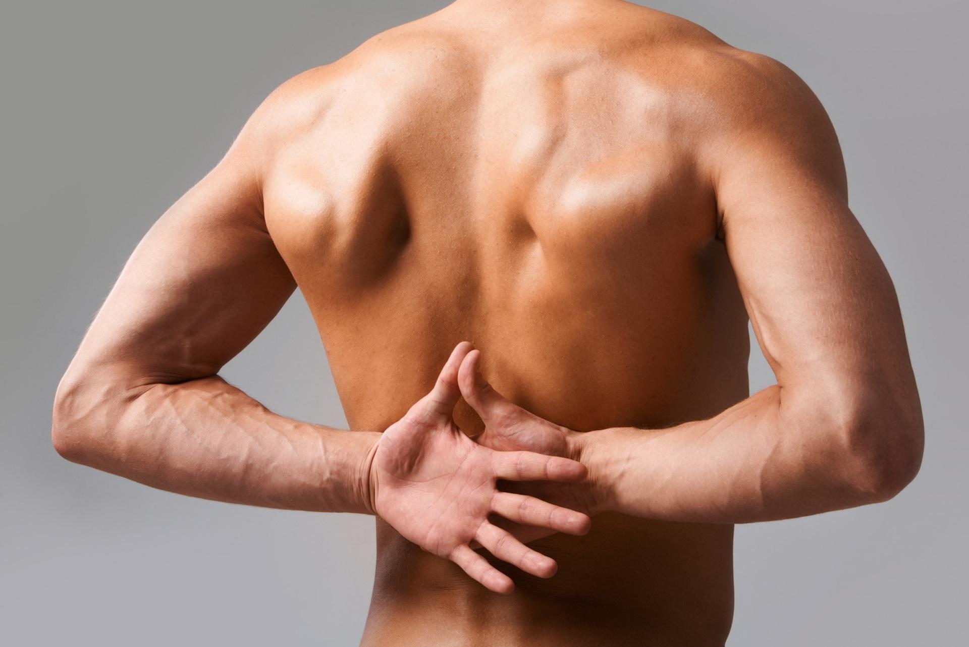 Боли в  мышцах и суставах у пожилых людей