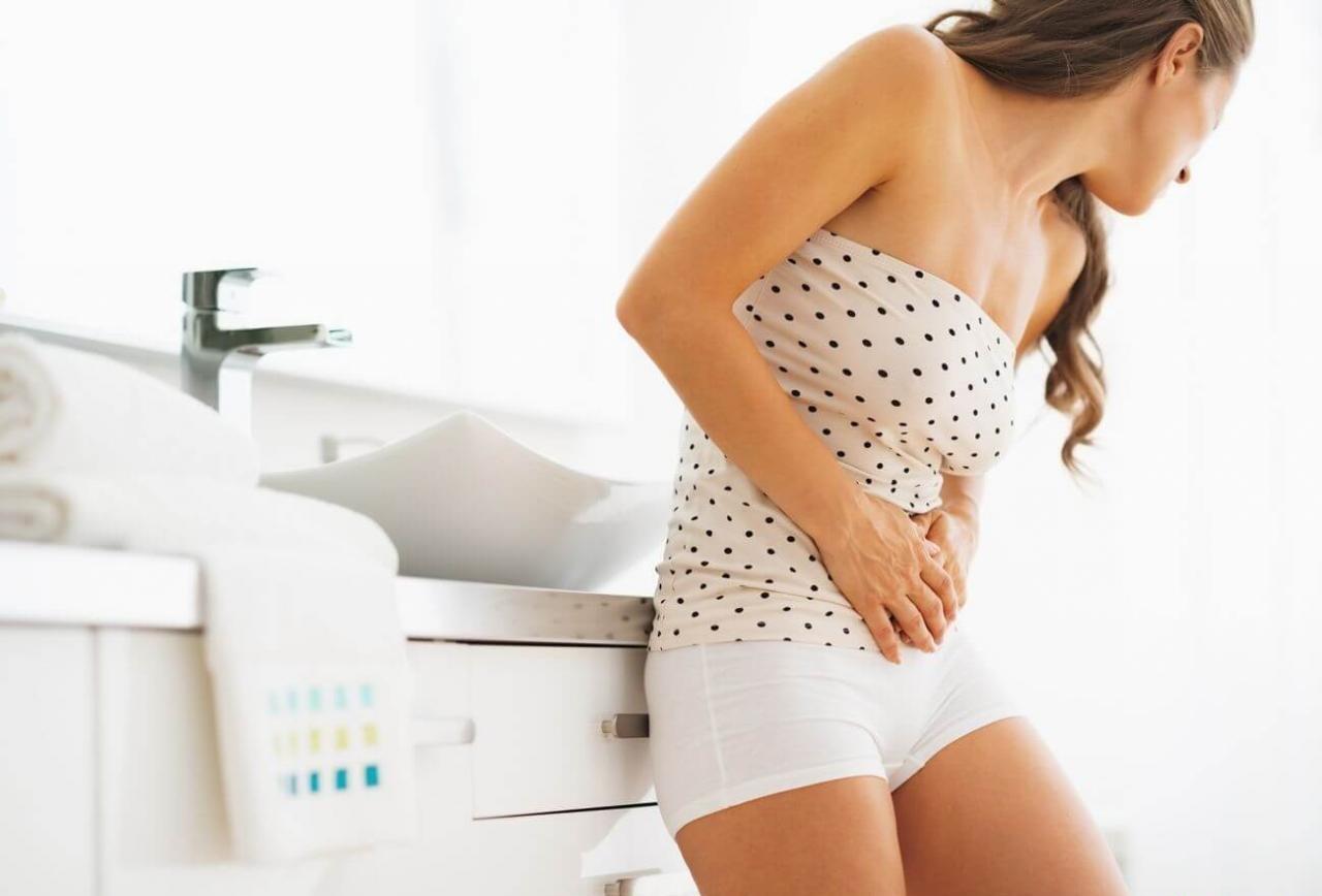 Инфекции мочевыводящих путей у женщин
