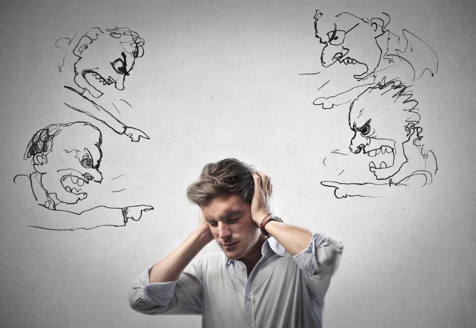 Паранойя в современном мире: причины появления и симптомы