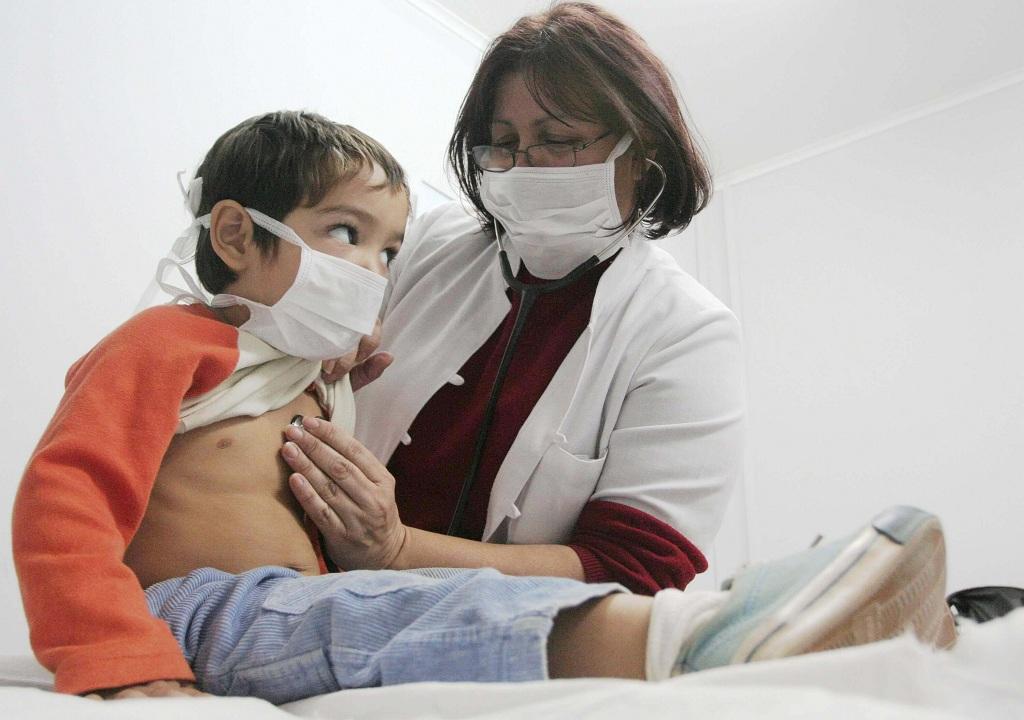 Менингококковая инфекция у ребёнка