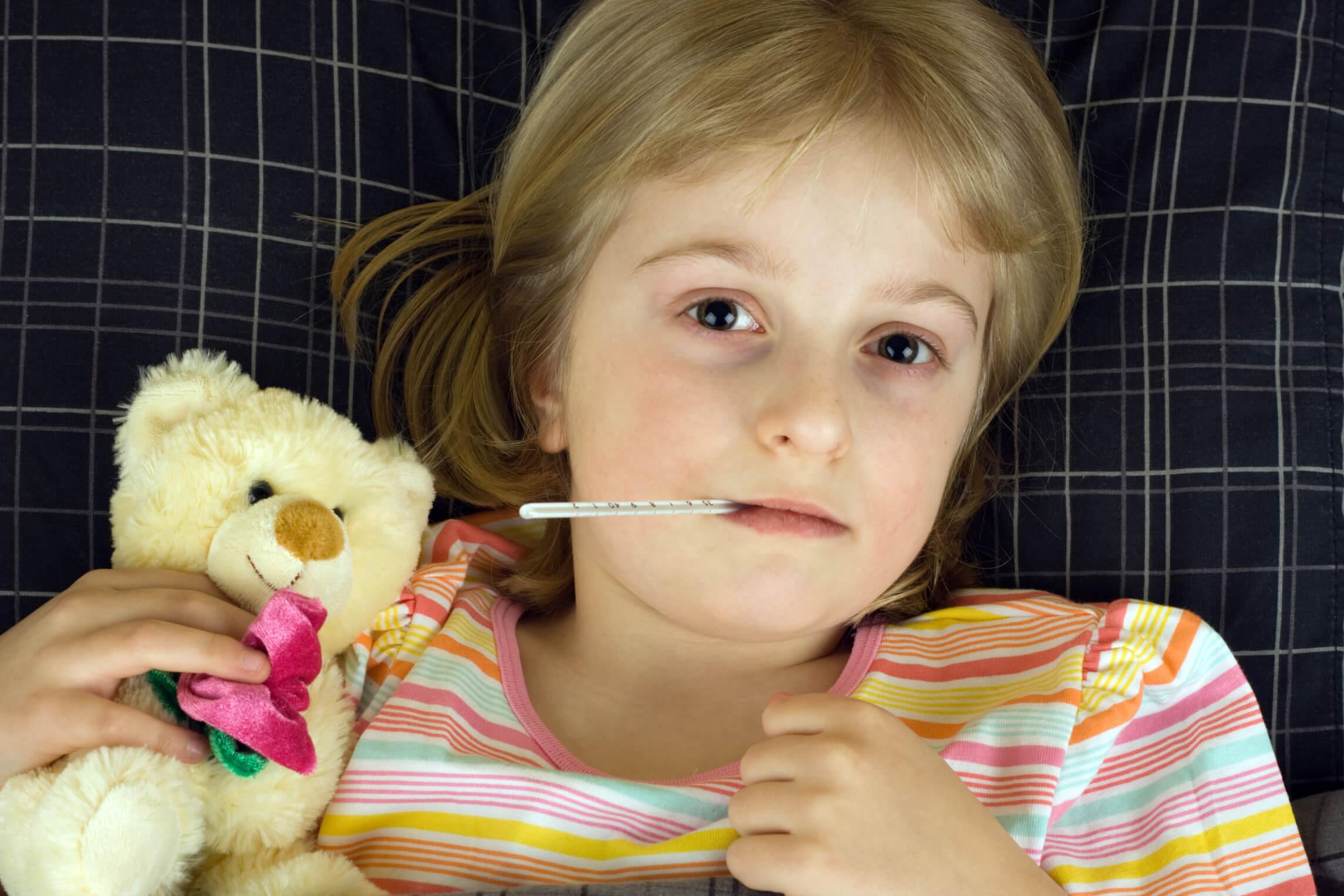 Как  правильно  лечить  инфекционный  мононуклеоз  у детей?