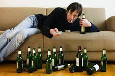 Длительный приём алкоголя — причина хронических заболеваний