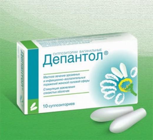 Препарат «Депантол»