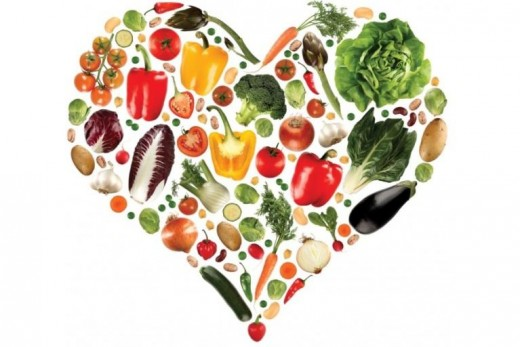 Фото полезных продуктов питания