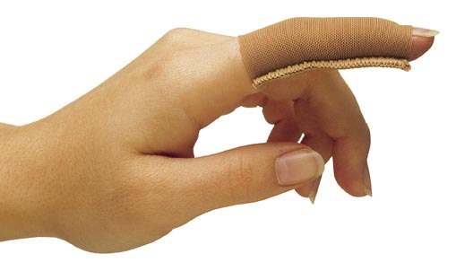Компрессионная повязка на палец