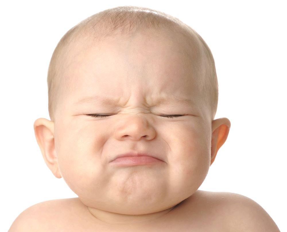 Лечение аллергии у новорождённых и грудничков