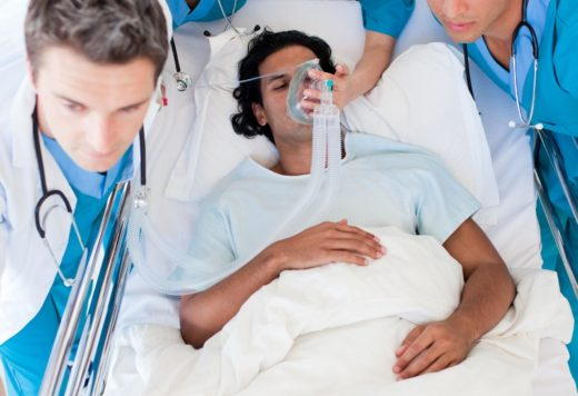 Анафилактический шок у пациента
