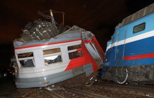 Железнодорожная авария