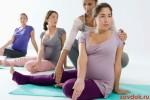 беременные и йога