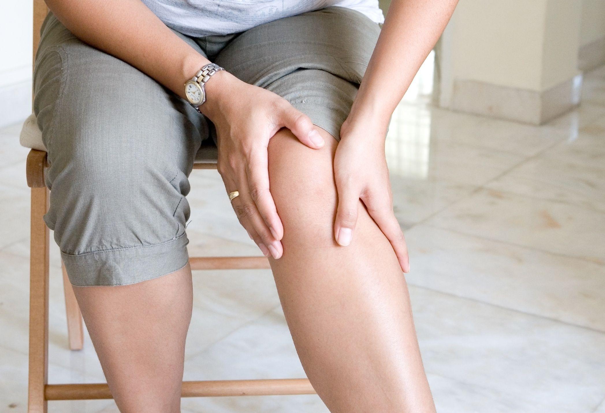 Тянет ноги во время беременности