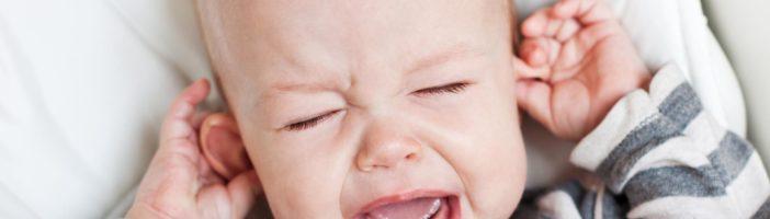 болят ушки у малыша