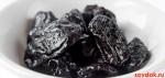 Чернослив, как источник калия