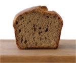 Черный ржаной хлеб