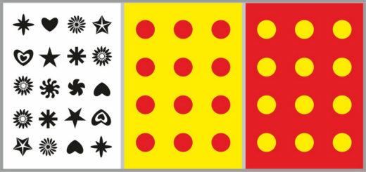 Цветные картинки для детей