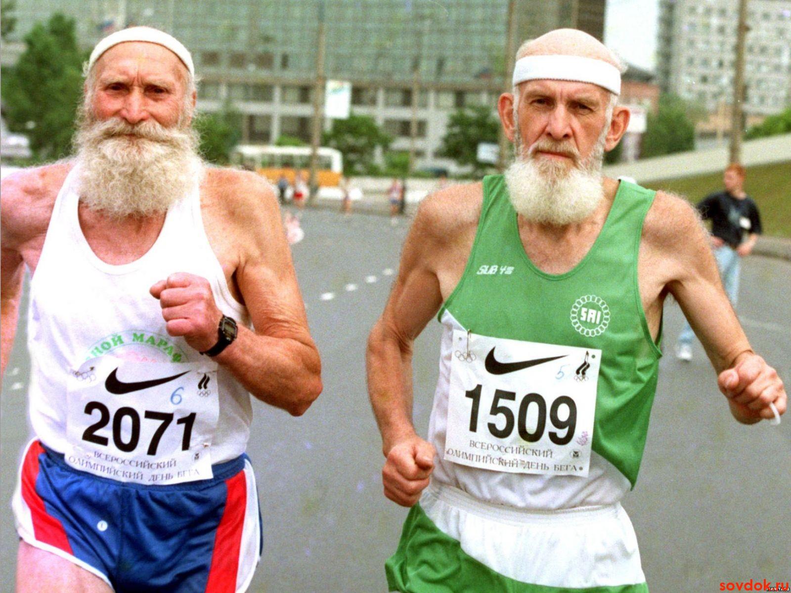 Здоровье  и  правильное  питание причины   долголетия