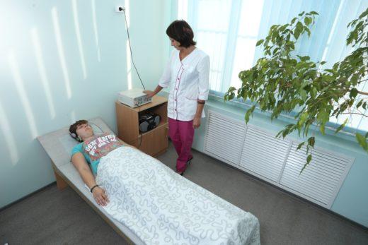 Лечение нейродермита электросном