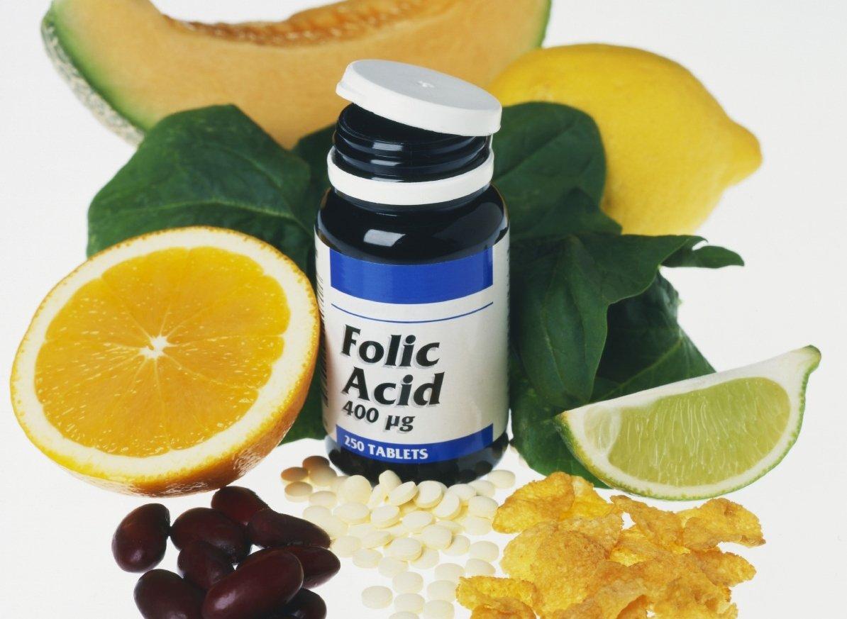 Фолиевая кислота: важность, польза и побочные эффекты
