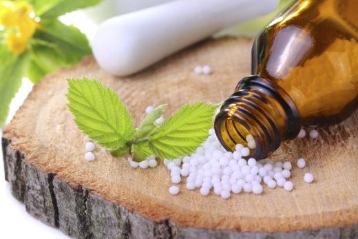 Гомеопатический препарат в виде гранул