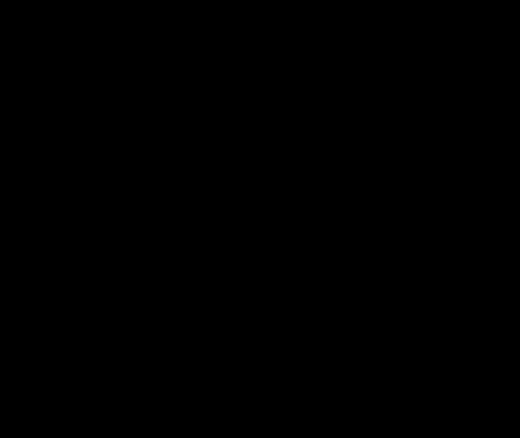 Химическая структура фолиевой кислоты