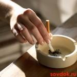 Табакокурение как причина возникновения экстрасистолии