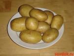 Картофель - источник калия
