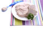 Картофельное пюре с мясным фаршем