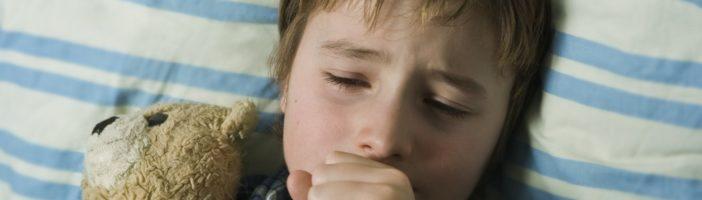 кашель у ребёнка