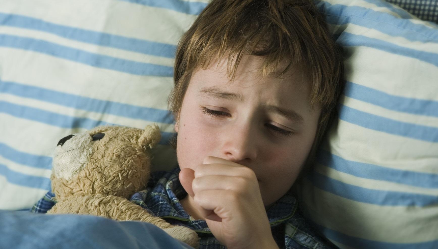 Как распознать и вылечить бронхиолит у ребёнка?